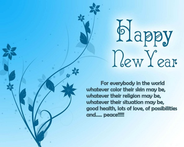 Happy New Year to All....